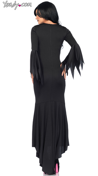 Floor Length Gothic Dress Costume