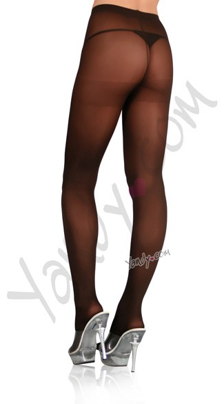 Plus Size Nylon Spandex Tights