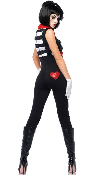 Sexy Mime Costume