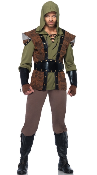 Men\'s Robin Hood Costume