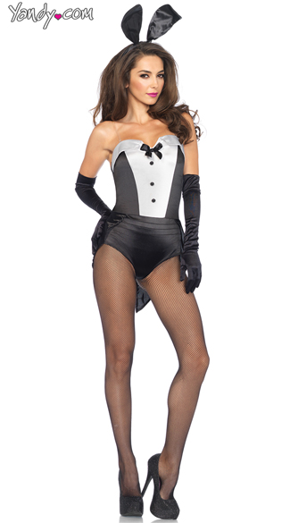 Sexy Classic Bunny Costume