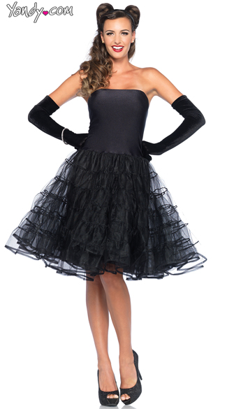 Rockabilly Swing Dress Costume