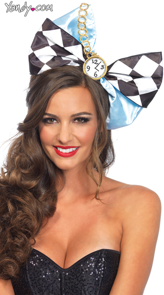 Alice Multi-Use Oversized Bow