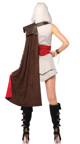 Assassin\'s Creed Heroine Costume