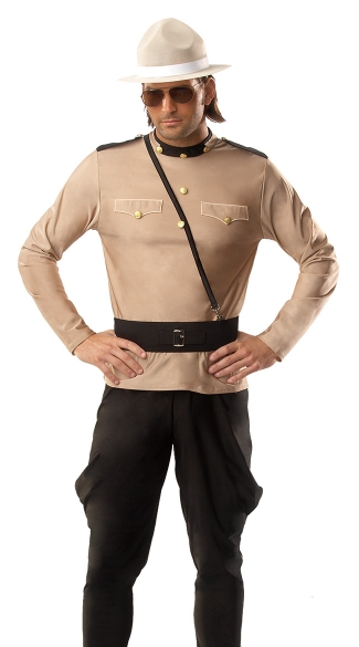 Trooper Costume, Canadian Trooper Halloween Costume