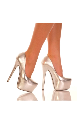 Classic Patent Pump with Concealed Platform