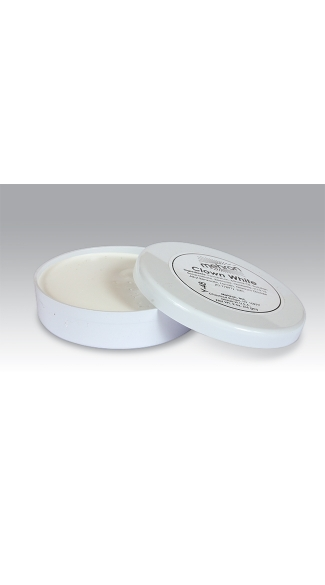 White Clown Make Up - 8oz.