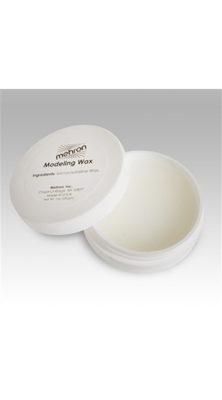 Modeling Wax 1oz., Costume Wax