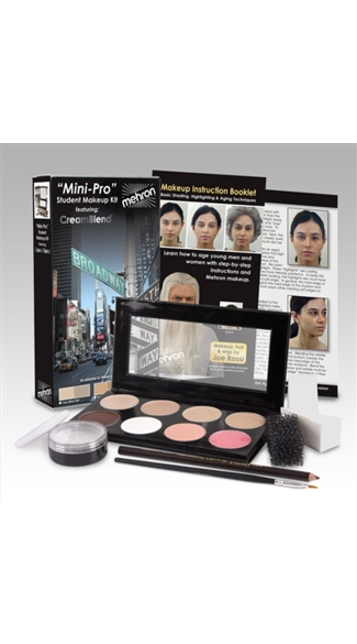 Mini-Pro Student Makeup Kit - Fair/Olive