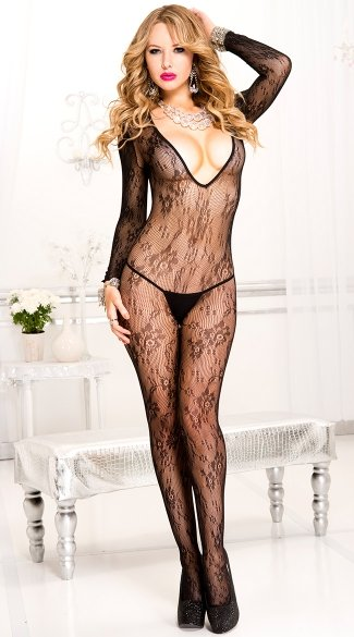 Long Sleeve Bodystocking
