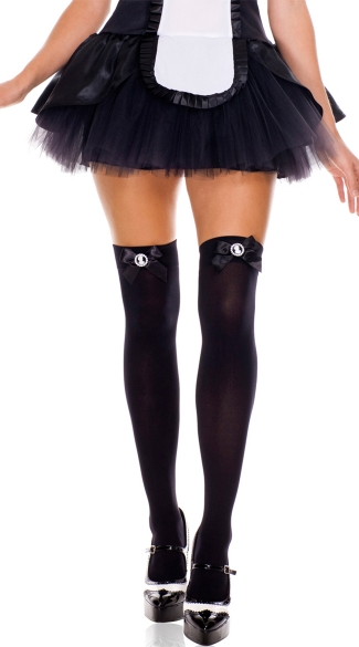 Cameo Thigh High