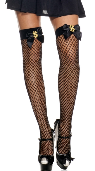 Dollar Sign Stockings