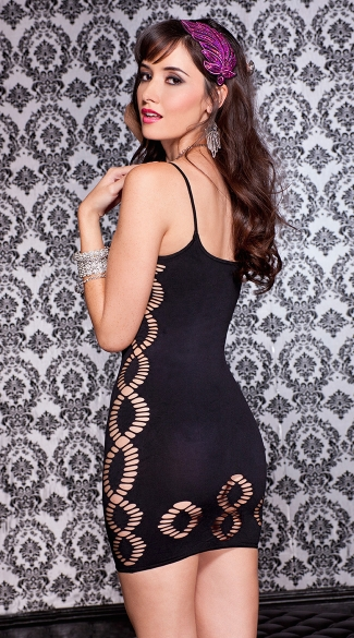 Seamless Cut Out Dress