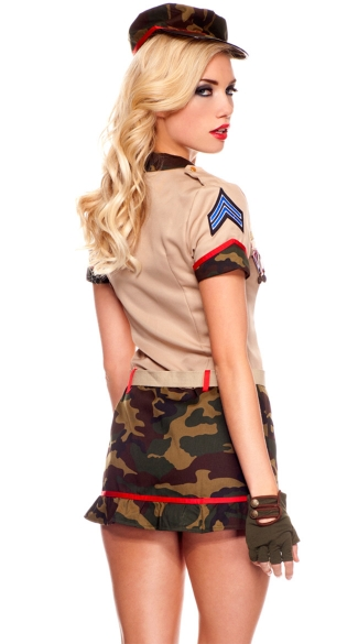 Foreign Legion Army Costume