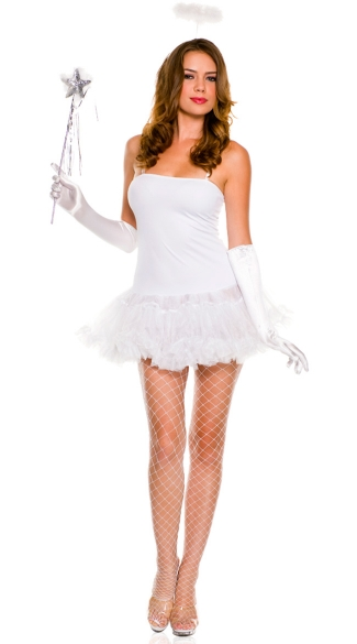 White Angel Accessory Kit, Angel Accessories, Angel Costume Acessories
