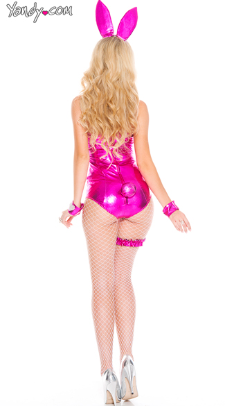 Dazzling Sexy Bunny Costume