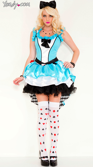 Fairytale Alice Costume