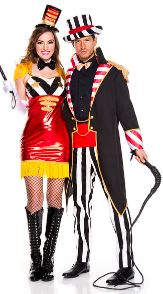 Sexy Circus Ringmasters Couple Costume, Sexy Show Star Circus Costume, show star circus costume, circus leader costume, sexy circus leader costume, ring leader costume, sexy ring leader costume, Men\'s Dark Ringmaster Costume, men\'s ringmaster costume, men\'s lion tamer costume, sexy men\'s dark ringmaster costume, sexy men\'s ringmaster costume, sexy men\'s lion tamer costume, men\'s circus costume, sexy men\'s circus costume, men\'s circus leader costume, sexy men\'s circus leader costume
