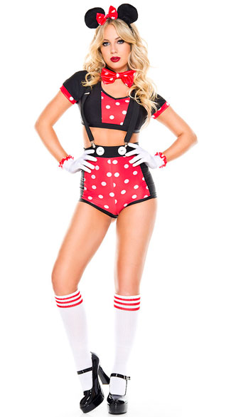 Playful Mouse Costume, sexy mouse costume - Yandy.com