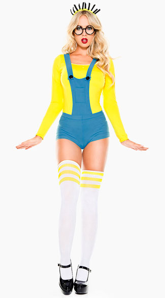 Despicable Human Costume, sexy cartoon costume - Yandy.com
