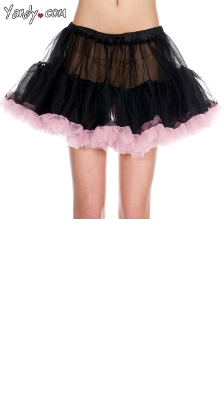 Two Toned Petticoat