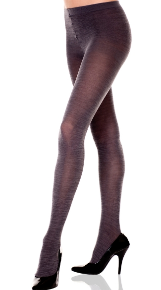 Two Tone Stretch Soft Tights