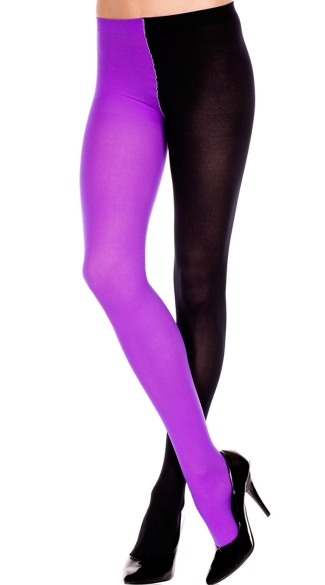 Multicolored Tights
