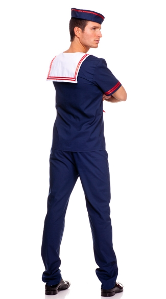 Mens Ahoy Sailor Costume