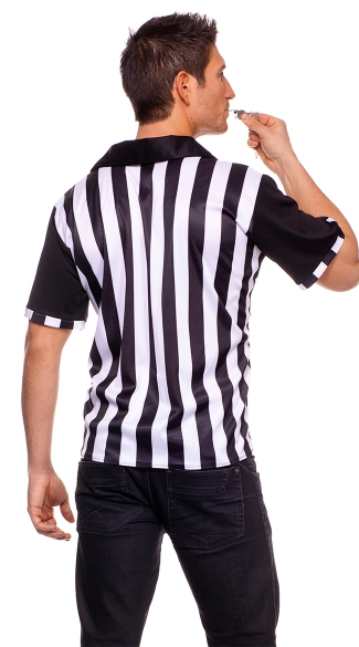 Men\'s Referee Costume