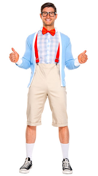 brilliant nerd outfit heren
