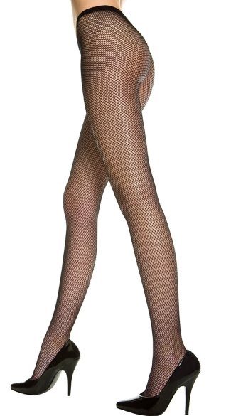 Classic Seamless Fishnet Pantyhose, Fishnet Stockings, Plain Fishnet Pantyhose