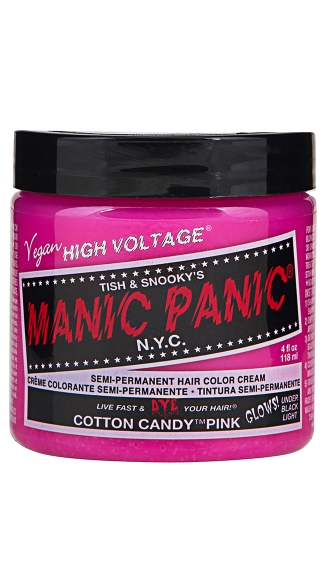Cotton Candy Classic Creme, Pink Hair Color, Hair Dye