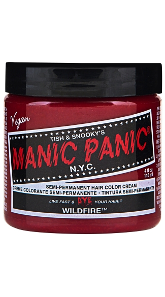 Wildfire Classic Creme, Red Hair Color, Hair Dye
