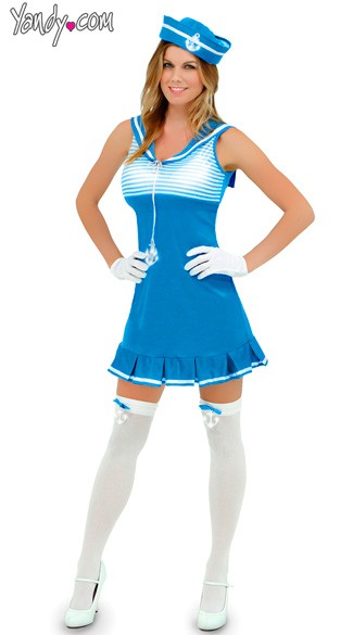 Nautical Cutie Costume