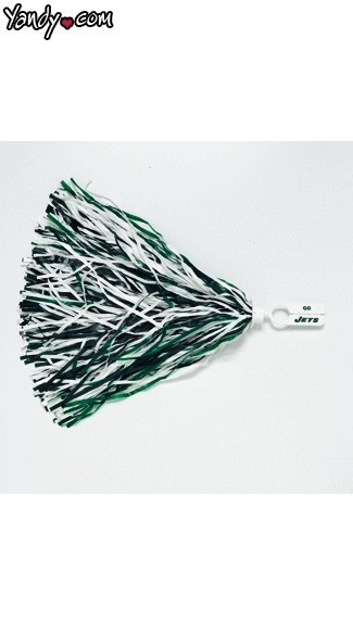 New York Jets Pom Poms