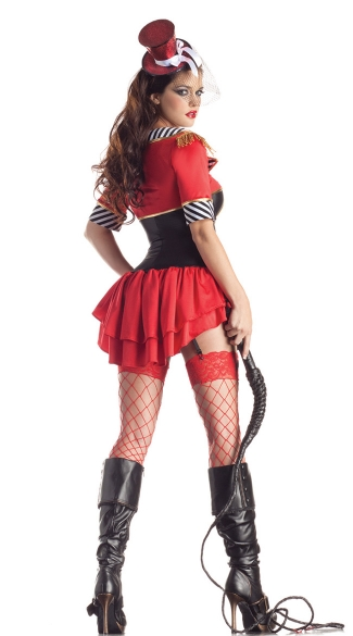 Deluxe Shaper Lion Tamer Costume