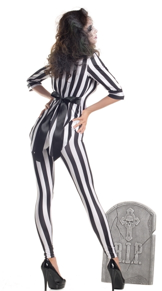 Graveyard Ghost Costume