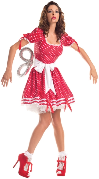 Wind Up Doll Halloween Costume