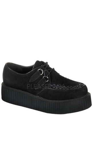 Mens Suede Creeper Shoe