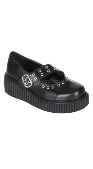 Mary Jane Creeper Shoe