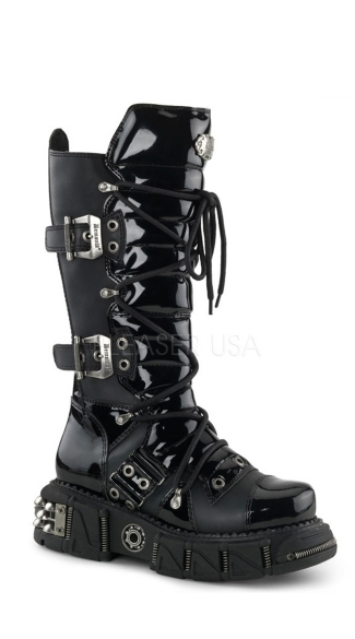 Mens 12 1/2 Inch Tall, Unisex Veggie Boot