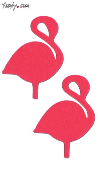 Pink Flamingo Pasties