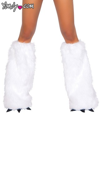 Sexy Polar Bear Leg Warmers