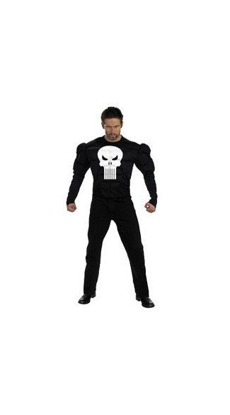 Men\'s Punisher Costume