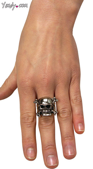Pirate Costume Ring