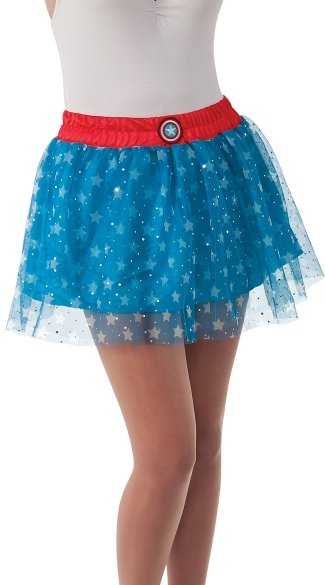 Star Power Captain America Skirt