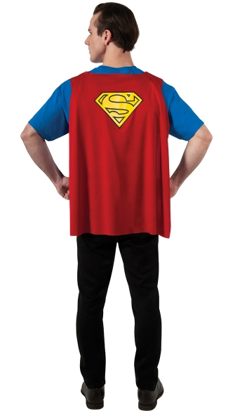 Men\'s Superman T-shirt Costume