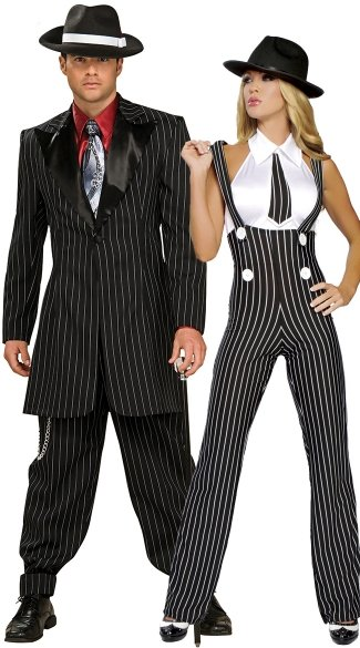 Men\'s Swankster Costume