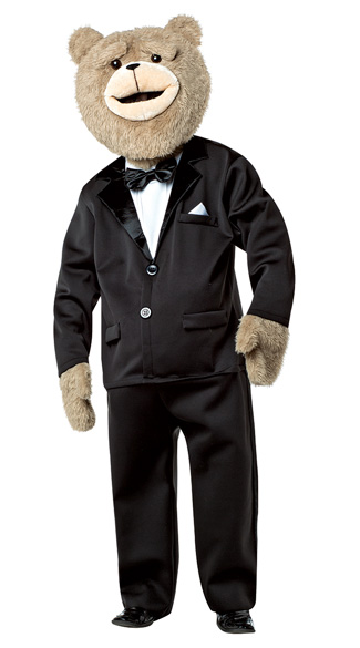 Tuxedo Ted The Movie Costume