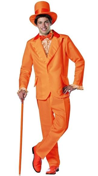 Officially Licensed Dumb And Dumber Lloyd Tuxedo